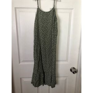 Old Navy Girls Sleeveless Floral Dress Size 10